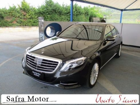 MERCEDES-BENZ S 350 d 4Matic Maximum Burmester