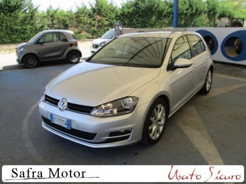 VOLKSWAGEN Golf 1.6 TDI 5p. 4MOTION Highline BlueMotion Technology
