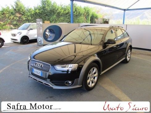 AUDI A4 Allroad 2.0 TDI 190 CV cl.d. S.tr. Advanced