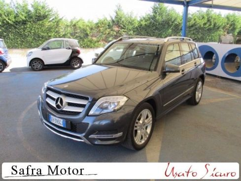 MERCEDES-BENZ GLK 220 4Matic BlueTEC Sport