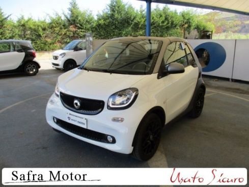 SMART ForTwo 90 0.9 Turbo Twinamic Cabrio Urban Style