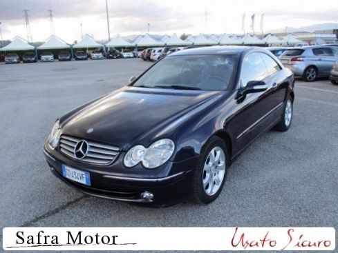 MERCEDES-BENZ CLK 270 CDI cat Elegance