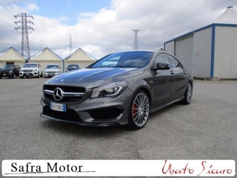 MERCEDES-BENZ CLA 45 AMG 4Matic Performance 381 CV Night Pack