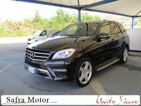 MERCEDES-BENZ ML 250 BlueTEC 4Matic Premium Plus