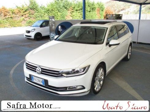 VOLKSWAGEN Passat Variant 2.0 TDI 190 CV DSG Executive BlueMotion Tech.
