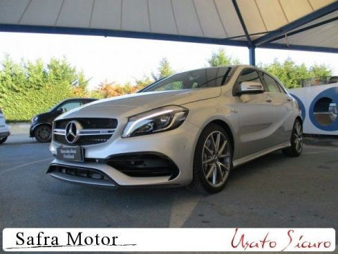 MERCEDES-BENZ A 45 AMG 4Matic Automatic Restyling