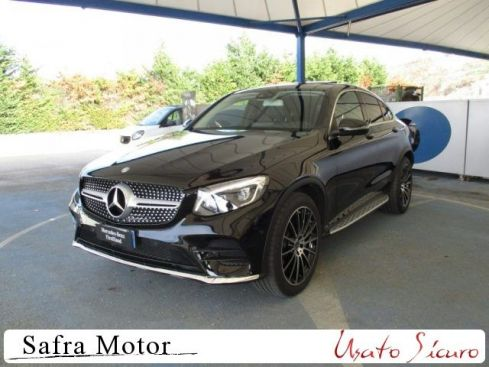 MERCEDES-BENZ GLC 250 d 4Matic Coupé Premium Plus Burmester
