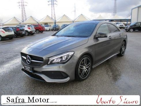 MERCEDES-BENZ CLA 200 d Automatic Premium Night Dark
