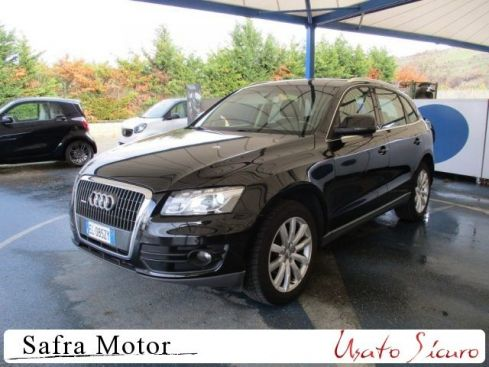 AUDI Q5 2.0 TDI 170 CV quattro Advanced