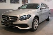 Mercedes-Benz E 220 D S.W. AUTO BUSINESS SPORT Usata 2017