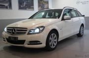 Mercedes-Benz C 220 CDI S.W. BLUEEFFICIENCY ELEGANCE Usata 2012
