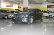 MERCEDES-BENZ C 200 CDI S.W. BLUEEFFICIENCY AVANTGARDE Usata 2012