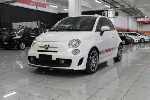 ABARTH 500 1.4 Turbo T-Jet Custom