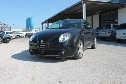 ALFA ROMEO MiTo 1.4 T 135 CV M.air TCT Distinctive Premium Pack