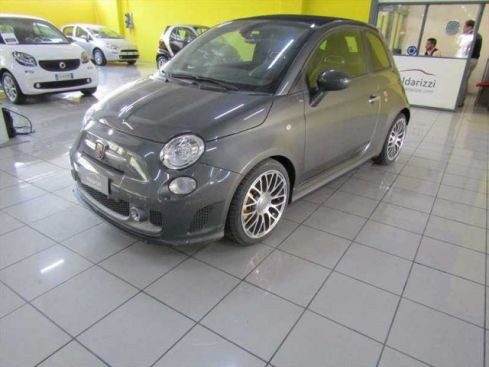 ABARTH 595 C 1.4 Turbo T-Jet 160 CV Turismo