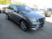 MERCEDES-BENZ ML 250 BLUETEC 4MATIC PREMIUM Usata 2011