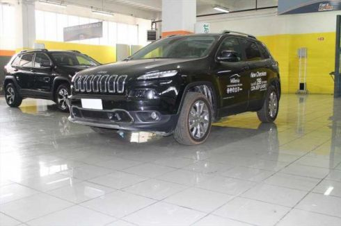 JEEP Cherokee 2.0 Mjt II 170CV 4WD Active Drive I Limited