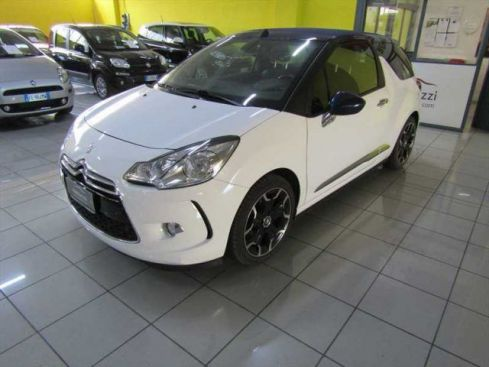DS DS 3 1.6 e-HDi 90 airdream ETG6 So Chic Cabrio