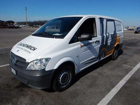 MERCEDES-BENZ Vito 2.2 113 CDI TN Furgone Long
