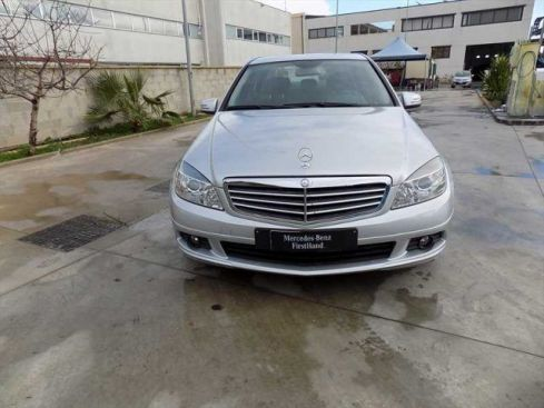 MERCEDES-BENZ C 220 CDI Elegance FIRST