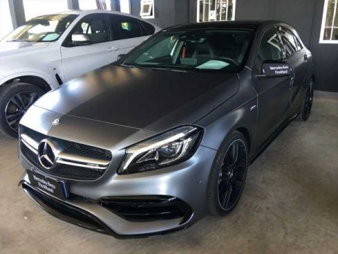 MERCEDES-BENZ A 45 AMG 4Matic Automatic