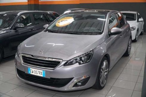 PEUGEOT 308 BlueHDi 150 EAT6 S&S Allure