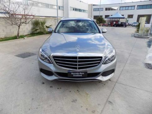 MERCEDES-BENZ C 220 BlueTEC S.W. Automatic Exclusive
