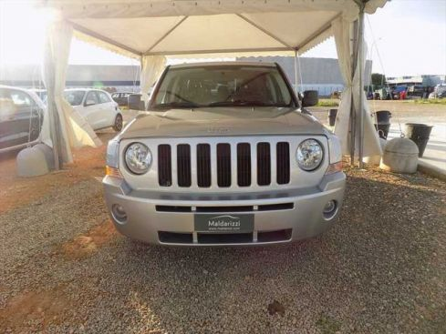 JEEP Patriot 2.0 Turbodiesel DPF Sport