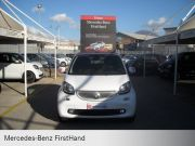 SMART FORTWO 70 1.0 TWINAMIC CABRIO PASSION Usata 2016