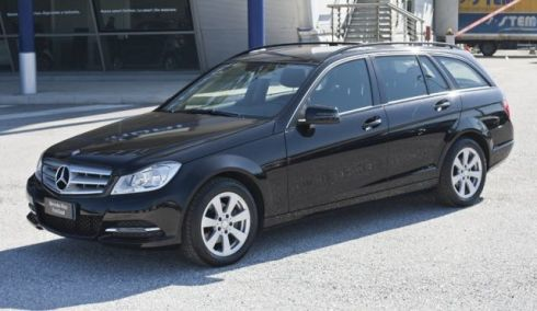 MERCEDES-BENZ C 180 CDI S.W. BE Trend