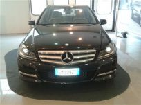 MERCEDES-BENZ C 200 CDI BLUEEFFICIENCY EXECUTIVE Km 0 2012