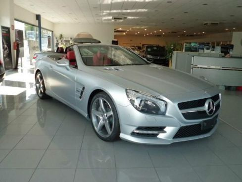 "MERCEDES-BENZ SL 350 7G-TRONIC BlueEFFICIENCY ""Edition1"""