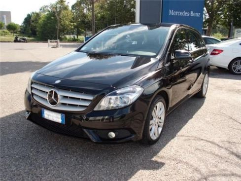 MERCEDES-BENZ B 180 CDI BlueEFFICIENCY Executive