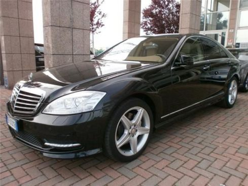 MERCEDES-BENZ S 250 biturbo Grand Edition