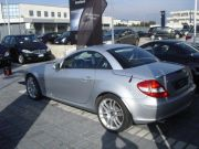 MERCEDES-BENZ SLK 200 KOMPRESSOR CAT CHROME Usata 2007