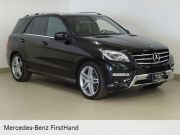 Mercedes-Benz ML 250 BlueTEC 4Matic Sport