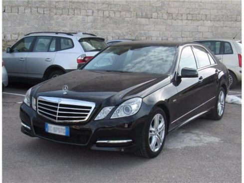 MERCEDES-BENZ 220 CLASSE E CDI Blue EFFICIENCY Avantgarde