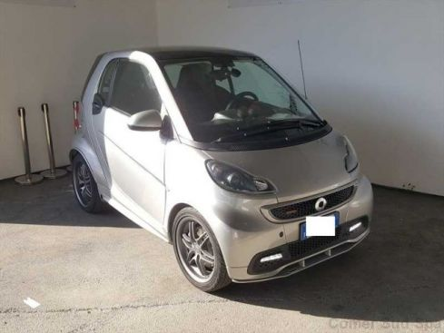 SMART ForTwo 1.0 Brabus 10th Anniversary