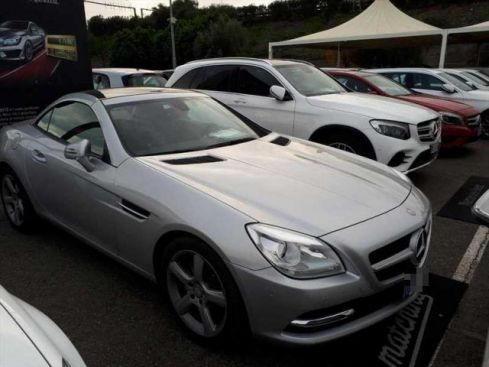 MERCEDES-BENZ SLK 200 (cgi BE) Sport