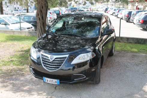 LANCIA Ypsilon 1.2 gold