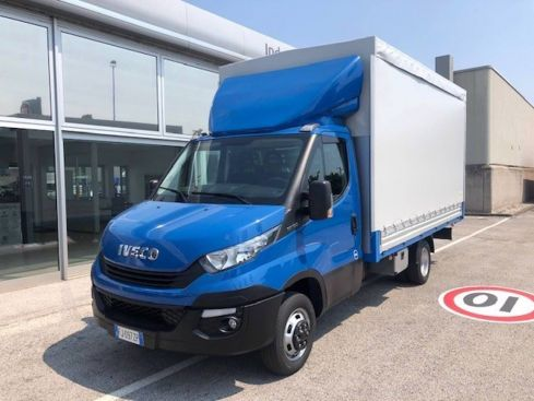 IVECO Daily (2014--->) Daily 35C15 BTor 3.0 HPT PL-RG Cabinato