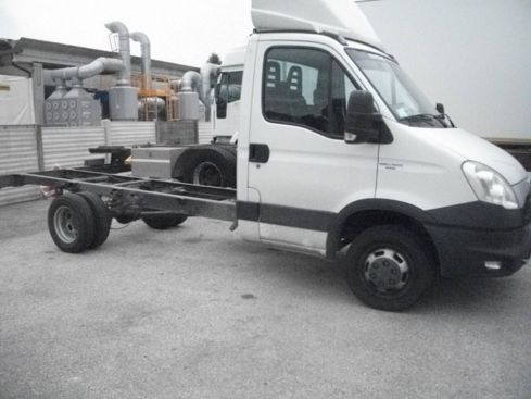 IVECO Daily (2011-2014) Daily 35C13 BTor 2.3 HPT PC-RG Cabinato