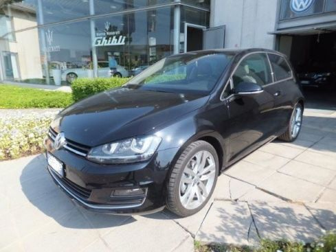VOLKSWAGEN Golf 1.6 TDI 110 CV 3p. Highline BlueMotion Technology