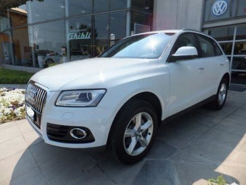 AUDI Q5 2.0 TDI 190 CV clean diesel quattro Advanced Plus