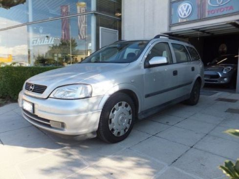 OPEL Astra 1.7 16V DTI cat Station Wagon Club