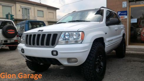 JEEP Grand Cherokee 2.700Limited Artic Edition