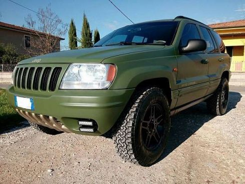 JEEP Grand Cherokee 4.7 V8 Limited LX