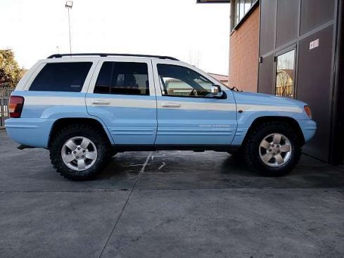 JEEP Grand Cherokee 2.7 CRD Limited L