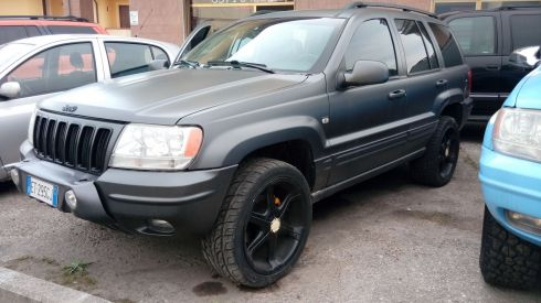 JEEP Grand Cherokee 2007 crv limited