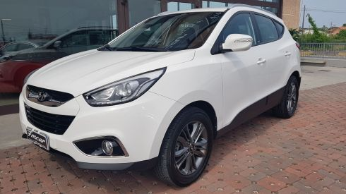 HYUNDAI iX35 1.7 CRDi Xpossible Move